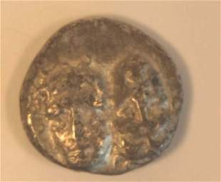 THRACE, Istros (400-350BC) STATER. Obv.