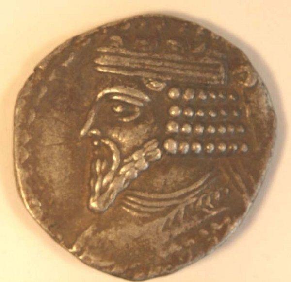 1024: PARTHIA, Gotarzes II (circa 40-51AD)