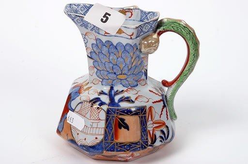 2005: 19c Davenport quadrooned jug