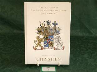 Christie's 'The Collection Of Nathaniel And Alber