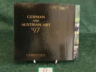 Christie's London 'German And Austrian Art 97' 3