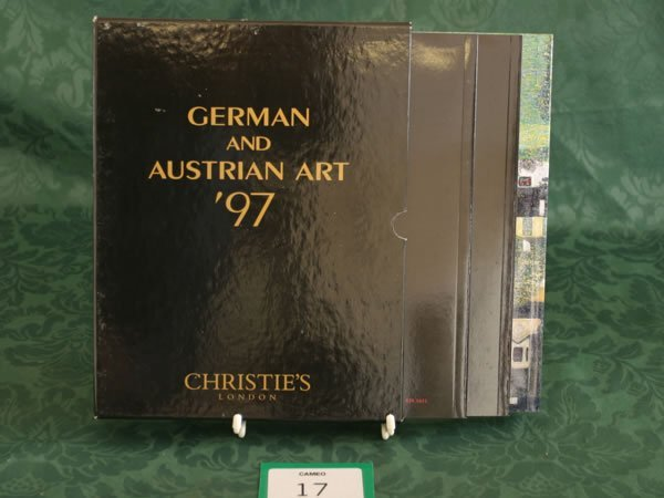 3017: Christie's London 'German And Austrian Art 97' 3