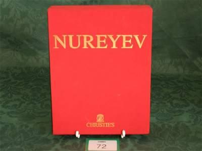 3072: Christie's New York/London 'Nureyev' part 1 and 2