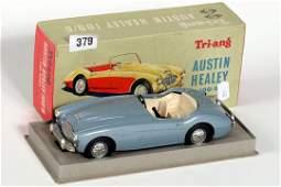1379: Boxed Tri-ang Austin Healey