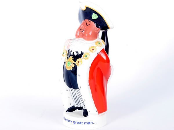 1006: Beswick advertising mug in the form of Lord Mayor