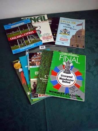3512: Seventeen England programmes, European Championsh