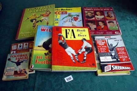 3520: Collection of five books to include Bert Williams