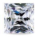 1.15 Carat Princess Cut Diamond