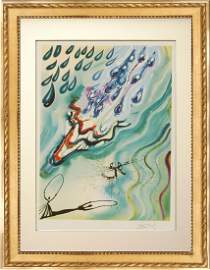 Pool of Tears by Salvador Dali