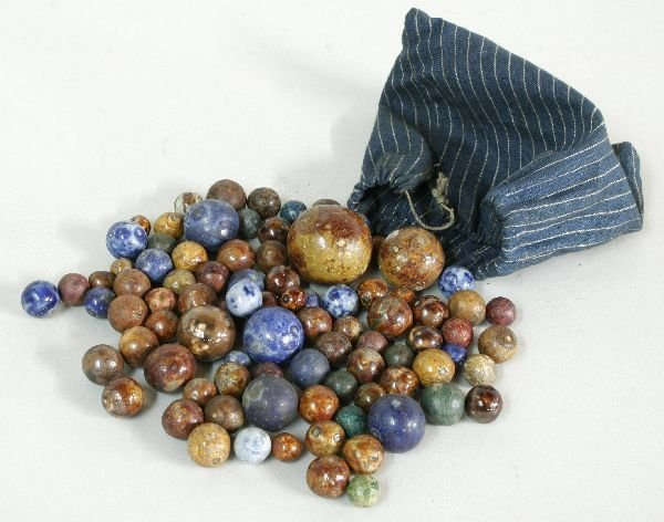 2001: Group of Marbles