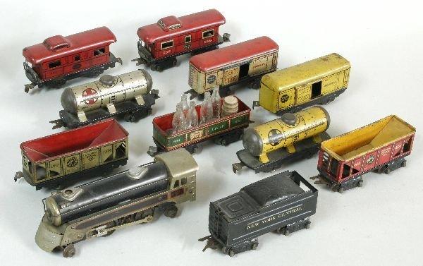 2003: Marx Train Set
