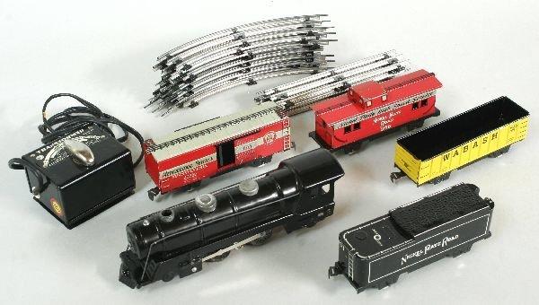 2019: 1930s Marx Train in Box