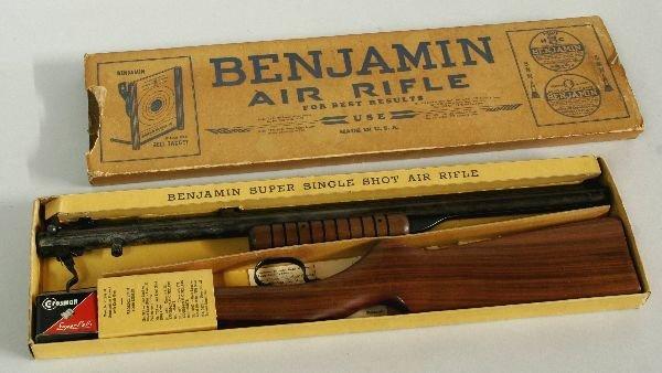 2023: Benjamin Air Rifle