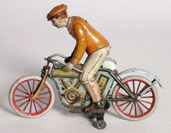 2089: Ki Co Windup Motorcycle
