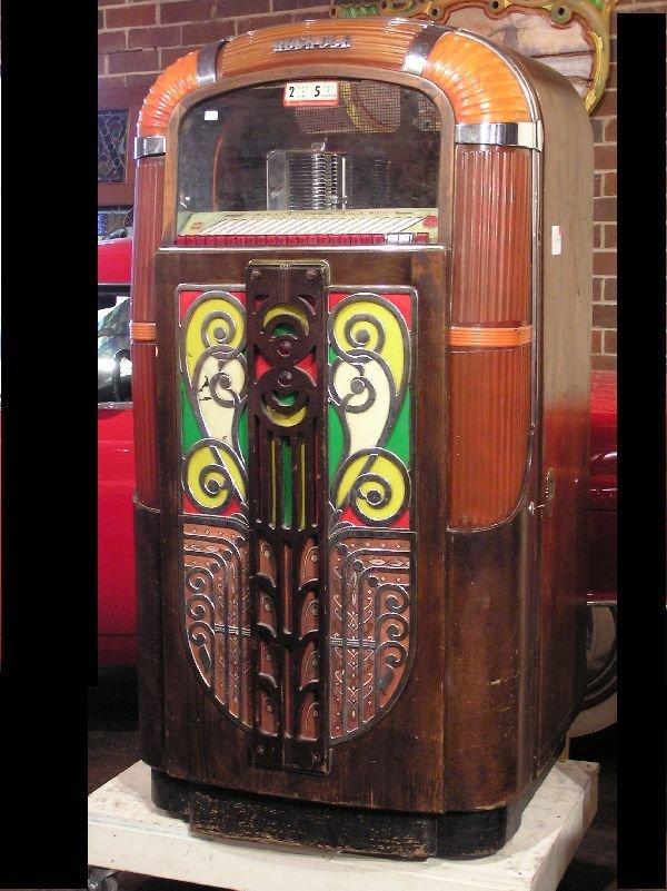 2151: Rocola Juke Box 1946