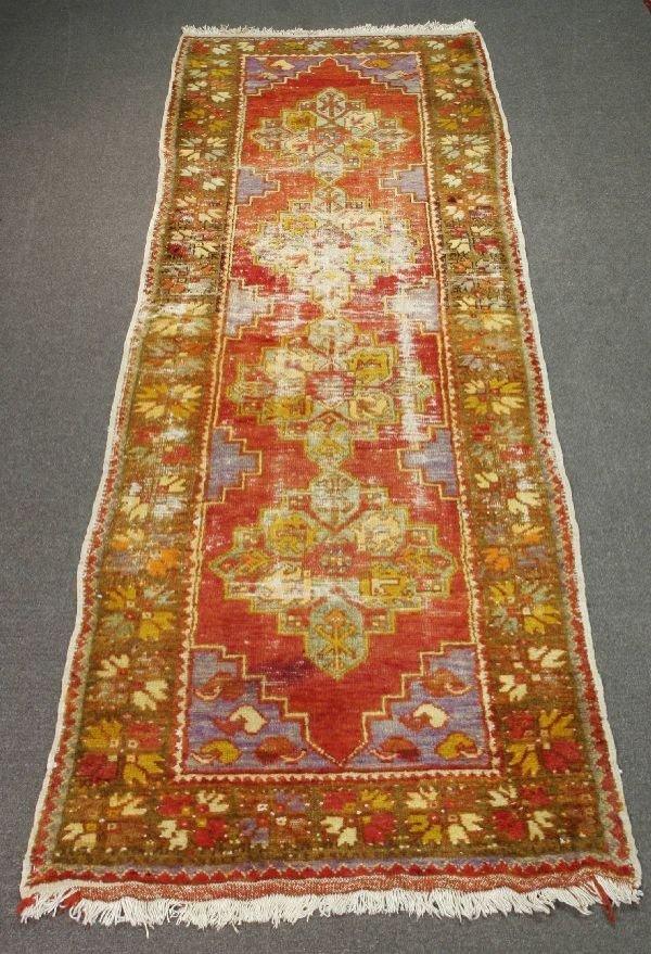 1001: Turkish Anatolian Oushak Rug