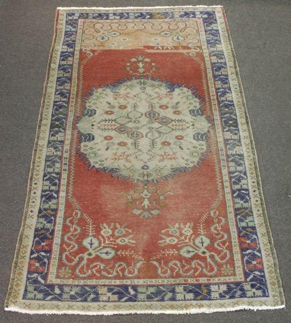 1021: Turkish Anatolia Rug