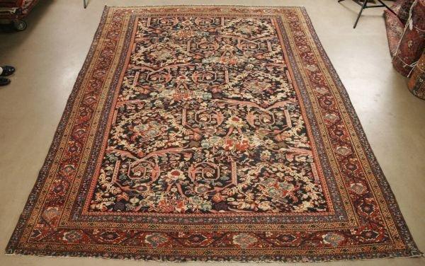 1023: Persian Mostofi Mahal Rug