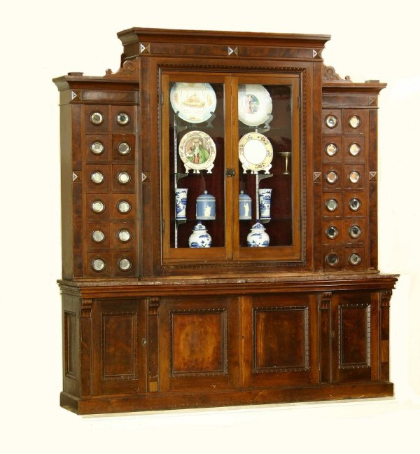 23: Unusual Lodge Safe Cabinet  803-41