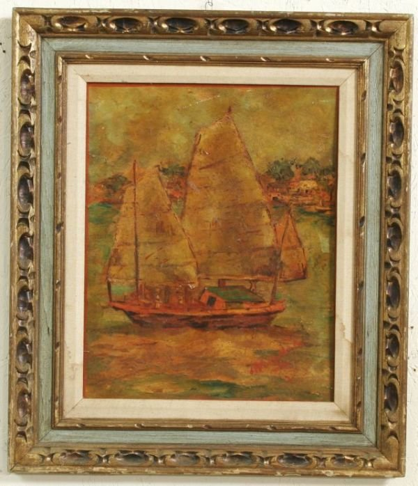 11:  OIL ON BOARD CHINESE SHIP
