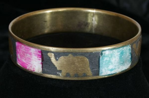 2009: VIVIEN LEIGH OWNED & WORN BRACELET