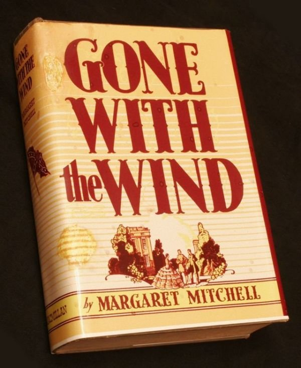 2090: FIRST EDITION GONE WITH THE WIND MAY 1936