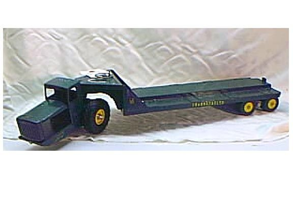 3009: Turnahauler Tractor and Trailer by NYLINT Toy Co