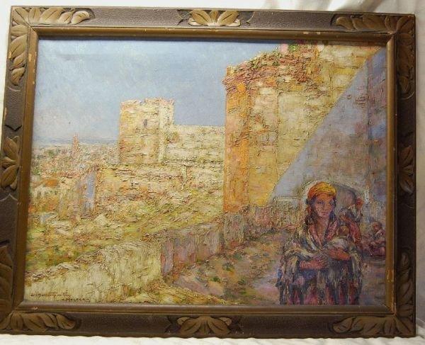 2008:MALAGA-- BY LOUIS MARISTANY de TRIAS