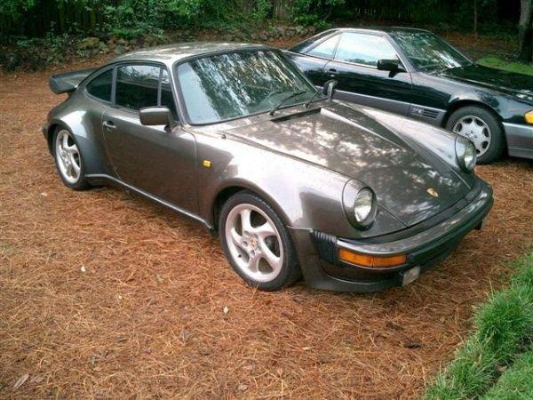 3024: 1982 PORCHE 930-911 TURBO EURO