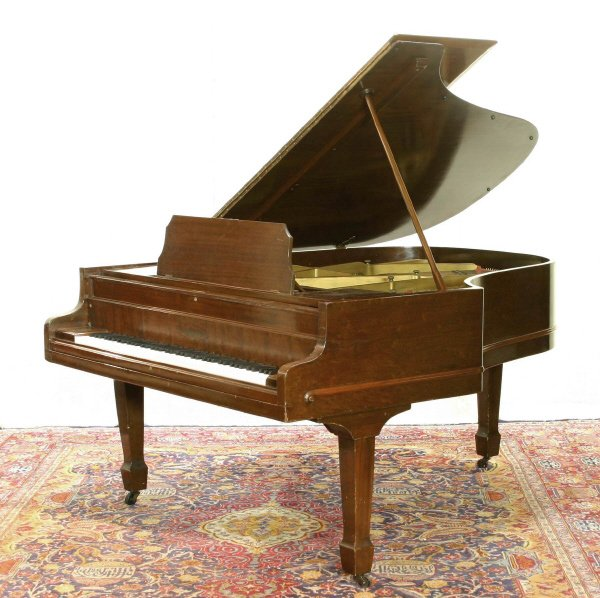 19: Chickering Piano