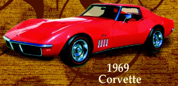 55: 1969 Corvette with T-Tops and Factory Air