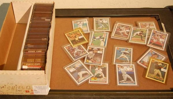 208: 200 DESERT SHIELD 1991 BASEBALL CARDS