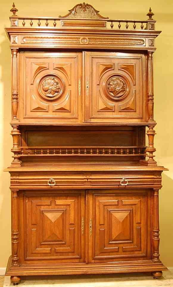 520: HENRY II COURT CUPBOARD