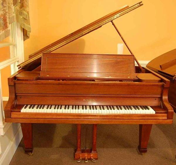 """5: KNABE 7'9"""" GRAND PIANO"""