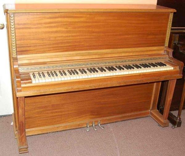 17: KIMBALL STUDIO PIANO