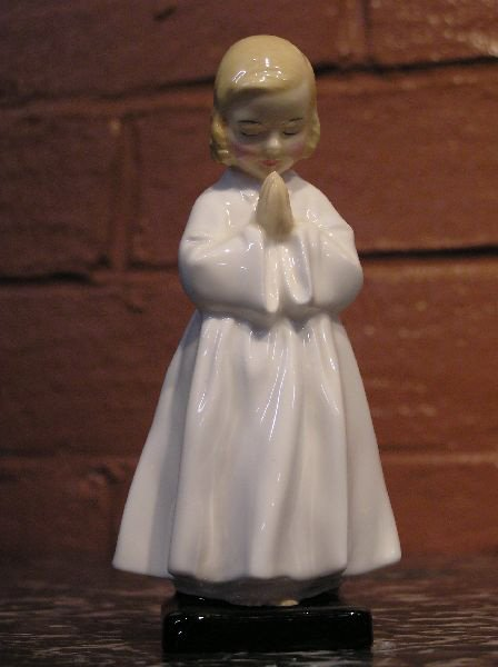 "3: Royal Doulton ""Bedtime"" Figurine  813-2"