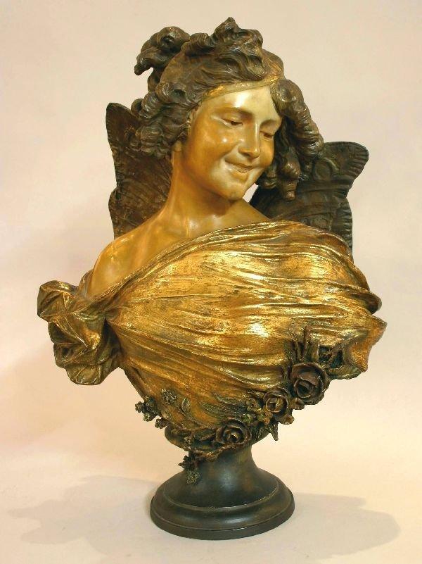 177: Terracotta Bust of a Woman