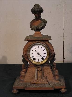 Victorian Seth Thomas & Sons Mantle Clock