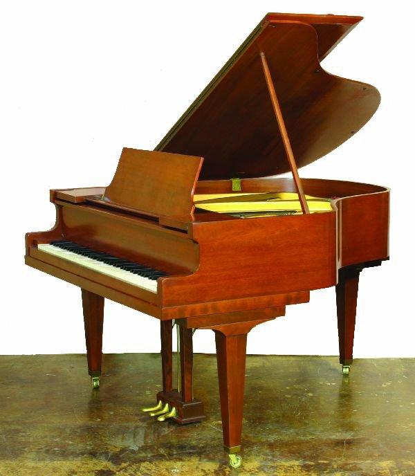 6: Brewster New York Baby Grand Piano