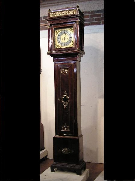 16: Bronze Mounted Grandfather Clock