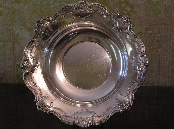 1003: Gorham Sterling Silver Bowl