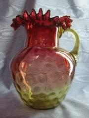 Amberina pitcher 412 -001