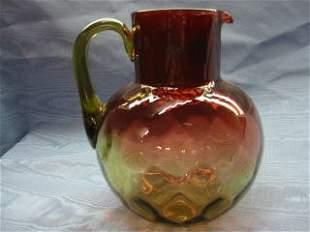 Amberina pitcher 412-002