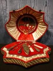 Manicure Dresser Box 199-186