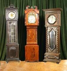 Grandfather Clock 440 - 107