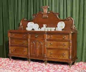 Welsh Pine Dresser 460 - 037