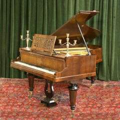 Rosewood Baby Grand Piano 455-111