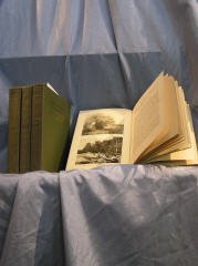 1003: Set of 4 Wallace Nutting Books 581-25