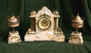 Marble Clock Set 468-55