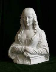 Sevres Mona Lisa Bust 67-77